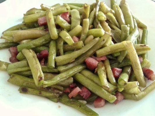 C mo hacer crujiente de jam n serrano en el microondas - Tiempo de coccion de judias verdes ...