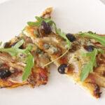 Masa para pizza casera, fina y fácil