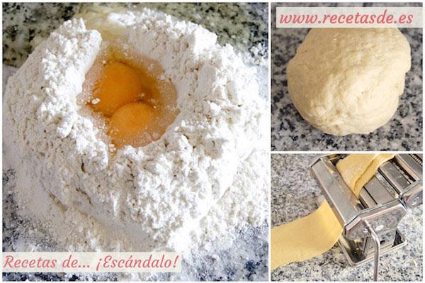 Consejos para hacer pasta cocinar en casa es - Hacer pasta en casa ...
