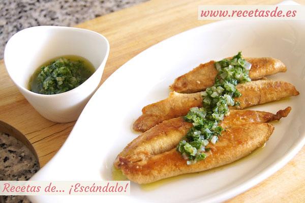 Huevas de pescado ali adas recetas de esc ndalo for Carpa comida