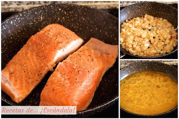 Como preparar salmon for Como cocinar salmon