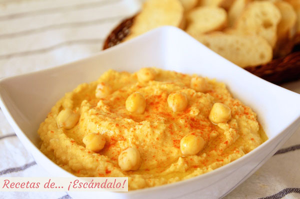 Recetas con garbanzos cocidos cocinar en casa es - Preparacion de garbanzos cocidos ...