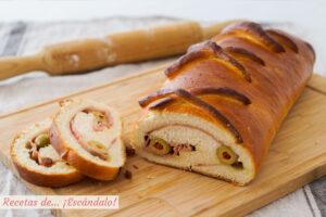 Pan de jamón. Receta venezolana tradicional paso a paso